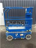 Upright TM12, 2009, Scissor lifts