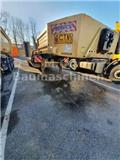 Actm S46315PM /Tieflader/ 3 Acher / Hydr.Rampen, 2008, Low loader-semi-trailers