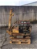 Ammann DVH 6010 Rüttelplatte, 1993, Vibratorer