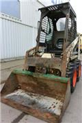 바브캣 453, 2000,  휠로우더