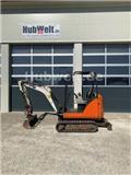 Bobcat E 16, 2014, Mini excavadoras < 7t