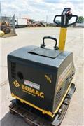 Bomag BPR 100/80 D, 2017, Placas compactadoras
