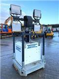 Bredenoord Lichtmast / Flutlicht mobil 4x 1000W, 2009, Alte componente