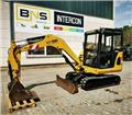Caterpillar 302.5 C, 2007, Mini bagri <7t