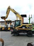 Caterpillar M 315, 2000, Wheeled excavators