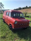 Ford Transit, 1970, Panel vans