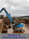 Fuchs MHL 350 D, 2013, Wheeled Excavators