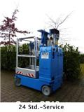 Genie GR 12, 2011, Articulated boom lifts