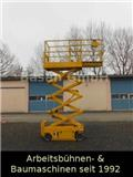 Genie GS 1930, 2006, Scheren-Arbeitsbühnen