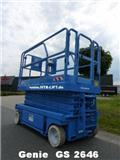 Genie GS 2646, 2005, Articulated boom lifts