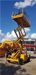 Haulotte H 12 SX, 2007, Bomliftar