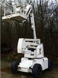 Коленчатый подъёмник Haulotte HA 12 PX, 2006 г., 3700 ч.