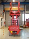 Holland Lift N 165 EL 12, 2005, Scissor lift