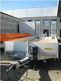 Humbaur HBTZ 137224 schräg Premium, 2020, Niski utovarivači