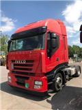 イヴェコ Stralis 420、2009、トラクターヘッド