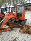 JCB 8025 ZTS, 2012, Mini Excavators <7t (Mini Diggers)