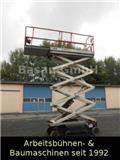 JLG 2646 ES, 2005, Scheren-Arbeitsbühnen