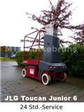 JLG Toucan Junior 6, 2005, Zglobne platforme