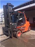 Linde H80D-03、2005、柴油卡車