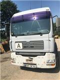 MAN 26.460, 2003, Samochody hakowe - kontenerowe