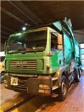 MAN TGA26.360, 2003, Komunalni tovornjaki