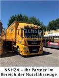 MAN TGX26.480, 2014, Camiões de chassis e cabine