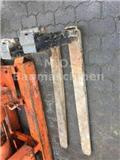 Mecalac Palettengabeln / Schnellwechsler, Pyöräkaivukoneet