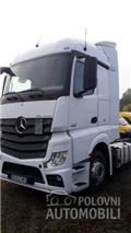 Mercedes-Benz 1845, 2012, Unit traktor