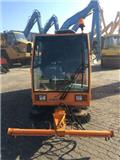 Mfh 2200 Kehrmaschine, 2001, Bürsten