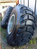 Michelin Reifen auf 10--Loch-Felge, Wielladers