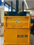 Bramin B30 W Rohstoff- / Recyclingpresse, 2019, Otros