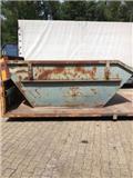 Dicke,Abesetzkippmulde,sehr stabil, 1991, Rol kiper kamioni sa kukom za podizanje tereta