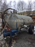 Vacuumfass 4000 Liter, 1981, Mga mineral spreader