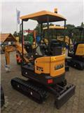 Sany SY 16 C, 2015, Mini excavators < 7t (Mini diggers)