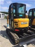 Sany SY 35 U, 2018, Mini excavators < 7t (Mini diggers)