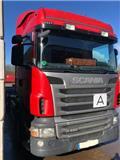 Scania R 480, 2011, Hákový nosič kontajnerov