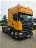 Scania R 520، 2014، وحدات الجر