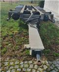 Sommer Tandem / Schwinge / BPW, 2003, Kontejnerske prikolice