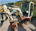 Takeuchi TB016, 2004, Mini Excavators <7t (Mini Diggers)