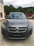 Volkswagen Tiguan Team BlueMotion, 2010, Pick up/Dropside