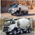 Volvo EC 30, 2019, Concrete trucks