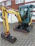 Yanmar SV 18, 2015, Mini Excavators <7t (Mini Diggers)