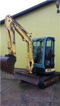 Yanmar Vio 33 U, 2011, Mini Excavators <7t (Mini Diggers)