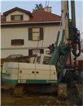 Casagrande B 125, 2008, Fundamenterings rigger