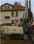 Casagrande B 125, 2008, Pelle enfonce-pieux