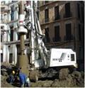 Mait HR180, 2006, Fundamenterings rigger