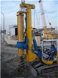 MODELCO RF4S, Piling rigs