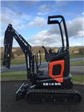 Eurocomach ES 14 SR Tier 4, 2018, Mini excavators < 7t (Mini diggers)