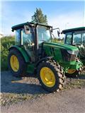 John Deere 5075 E, 2021, Tractors