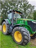 John Deere 7290 R, 2015, Tractores